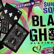 Black Ghost Advert