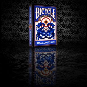 Dragon back blue