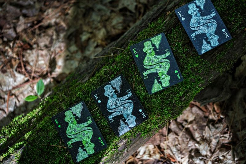Absinthe V2 Playing Cards